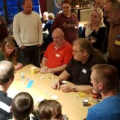 Spannung am Final Table
